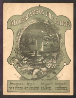 1881 Moonbeams On The Lake W F Sudds G D Wilson E Mack C Kinkel
