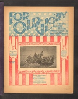 1898 For Old Glory Newsprint Dorothy Morton J Cheever Goodwin William Furst