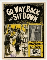 1901 Go Way Back And Sit Down Elmer Bowman Al Johns