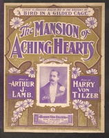 1902 Mansion Of Aching Hearts Geo H Diamond Arthur J Lamb Harry Von Tilzer