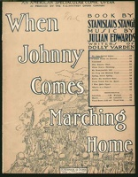1902 My Own United States from When Johnny Comes Marching Home Stanislaus Stange Julian Edwards