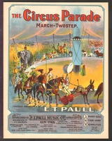 1904 Circus Parade March-Twostep E T Paull