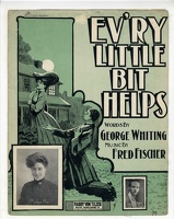 1904 Ev'ry Little Bit Helps Jenkins Madge Fox George Whiting Fred Fischer