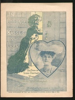 1904 In The Cottage Of Kisses And Love Irene Bentley Bartley C Costello J H Campbell