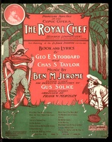 1904 Love In A Mango Tree from The Royal Chef Geo E Stoddard Chas S Taylor Ben M Jerome