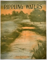 1904 Rippling Waters E H Pfeiffer William T. Pierson