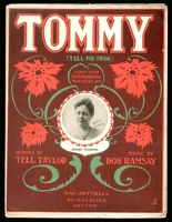 1904 Tommy Tell Me True Jennie Yeamans Tell Taylor Don Ramsay