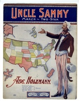 1904 Uncle Sammy Abe Holtzmann