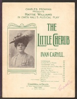 1906 Experience from The Little Cherub Hattie Williams Ivan Caryll