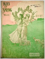 1906 Kiss Of Spring Starmer Walter Rolfe