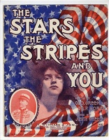 1906 The Stars The Stripes And You Morphy Geo Green Ed P Moran Justin Wheeler