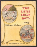 1906 Two Little Sailor Boys Edward Madden Dolly Jordon