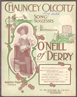 1907 Every Star Falls In Love With Its Mate from O'Neill Of Derry Chauncey Olcott Chas B Casey
