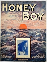 1907 Honey Boy Starmer Ethel Green Jack Norworth Albert Von Tilzer