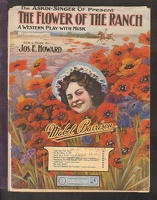 1907 Just Say You Care from The Flower Of The Ranch Mabel Barrison Jos E Howard