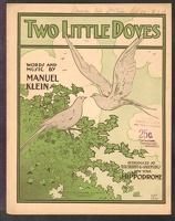 1907 Two Little Doves Manuel Klein