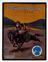 1909 Ogalalla Indian Love Song Mabel Hite Mike Donlin Cincent Bryan Ted Snyder