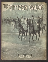 1910 Citizen Galop Carl Volti ca1910
