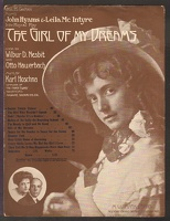 1910 Doctor Tinkle Tinker from The Girl Of My Dreams Leila McIntyre Wilbur D Nesbit Otto Hauerbach Karl Hoschna