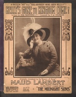 1910 Kelly's Gone To Kingdom Come from The Midnight Sons Starmer Maud Lambert Sax Rohmer T W Thurban
