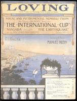 1910 Loving from The International Cup Manuel Klein