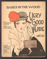 1915 Babes In The Wood from Very Good Eddie Schuyler Greene Herbert Reynolds Jerome Kern