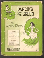 1915 Dancing On The Green Atelier Bedois