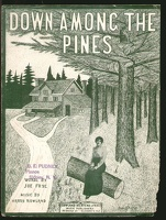 1915 Down Among The Pines Joe Frye Harry Rowland Elizabeth NJ