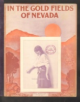 1915 In The Gold Fields Of Nevada Marion Weeks Edgar Leslie Archie Gottler