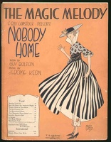 1915 Magic Melody from Nobody Home Malcolm Strauss Guy Bolton Jerome Kern