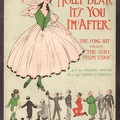1915 Molly Dear It's You I'm After from The Girl From Utah Frank Wood Henry E Pether