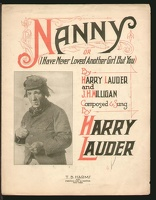 1915 Nanny Harry Lauder J H Milligan
