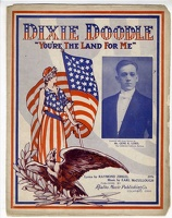 1916 Dixie Doodle Gene K Lord Raymond Zirkel Earl McCullough Columbus OH