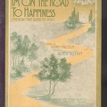 1916 I'm On The Road To Happiness The Road That Leads To You Sidney Malcolm Alfred Solman