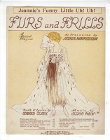 1916 Jeannie's Funny Little Uh Uh from Furs And Frills Edward Clark Silvio Hein Arthur Hammerstein