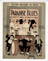 1916 Paradise Blues Oh Pretty Papa Wlter Hirsch Spencer Williams