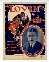 1918 Lovin' Can't Live Without It J Fred Coots Charles Warfield