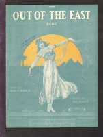 1918 Out Of The East Jean C Havez Joe Rosey