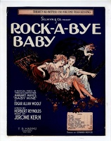 1918 Theres No Better Use For Time Than Kissing from Rock-A-Bye Baby Herbert Reynolds Jerome Kern