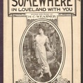 1919 Somewhere In Loveland With You H C Weasner Buffalo NY