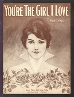 1919 You're The Girl I Love Paul Denish Indianapolis IN
