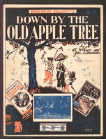 1922 Down By The Old Apple Tree Al Epstein's Astor Grill Orchestra Al Wilson Jas A Brennan