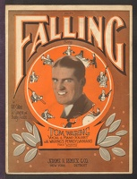 1922 Falling Tom Waring Will Collins Ed Cameron Buddy Fields