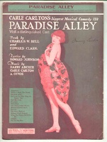 1922 Paradise Alley Title Song from Paradise Alley Howard Johnson Harry Archer Carle Carlton